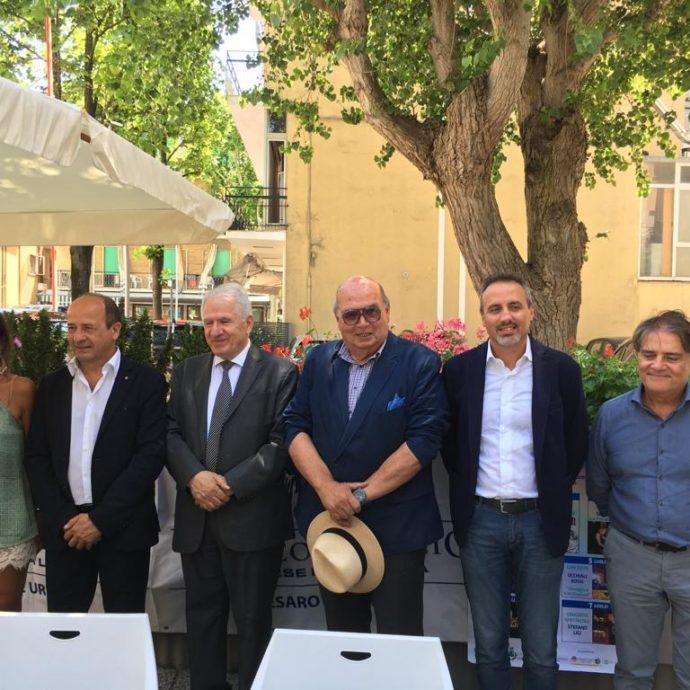 Turismo In Festa a Gabicce Mare. Le interviste a: Varotti, Pascuzzi e Serra