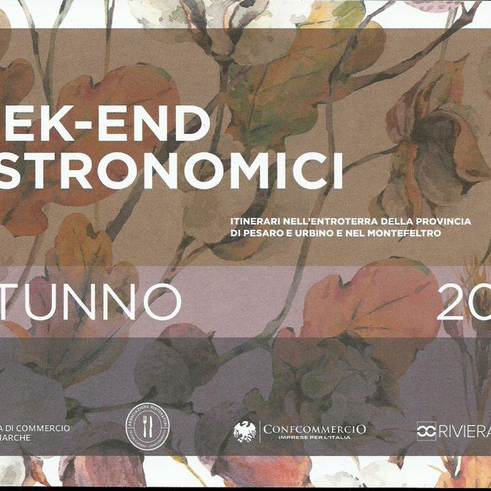 logo weekend gastronomici