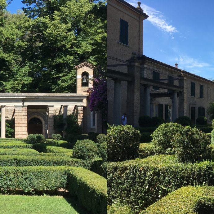 Giardini villa miralfiore