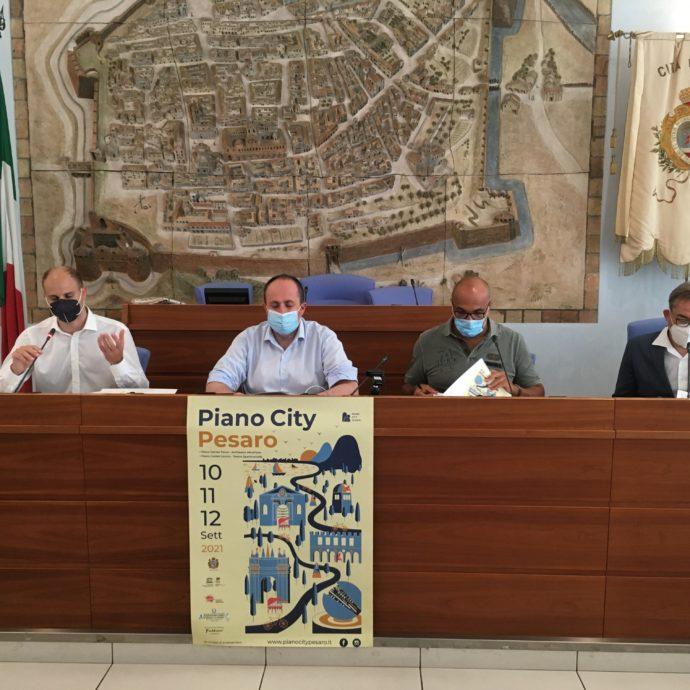 Piano City conferenza
